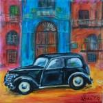 Cuba mini schwarz