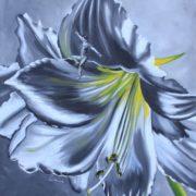 'Lucky Fairy' - 100x80 cm - Acryl auf Leinwand